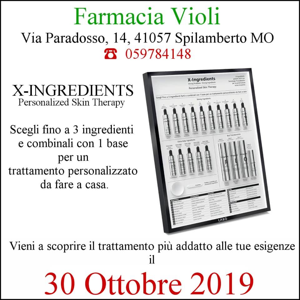 30.10.2019 Labo Farmacia Violi